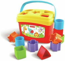 Fisher-Price Baby's First Blocks Multicoloured - 6 Months +