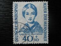 GERMANY Mi. #225 scarce used stamp! CV $48.00