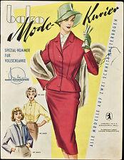 Bako Mode-Kurier Spezial für Vollschlanke Nr.19 1958