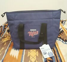 Minnesota Twins Kolder Kooler 12 Pack Bag Ice Chest New or Lunchbox with tags