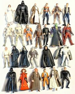 CHOOSE: Star Wars POWER OF THE FORCE II/JEDI * Action Figure * Kenner 1995-2002