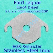 EGR valve Restricter Jaguar X-type D Ford Mondeo ST 2.0 2.2 TDCi Plate S/S Euro4