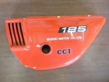 NOS Suzuki 1976 GT185 Adventurer Left Side Cover 47211-36001-00N