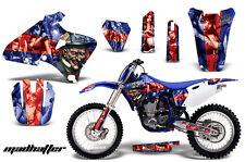 Yamaha YZF 250/400/426 Graphics Kit AMR Racing Bike Decal Sticker Part 98-02 MHR