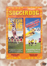 SOCCER DOG - THE MOVIE/SOCCER DOG - EUROPEAN CUP (BRAND NEW DVD/DOUBLE FEATURE!)