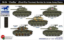 Bronco 1/35 35072 M24 Chaffee (Post-War) in Asian Army Force
