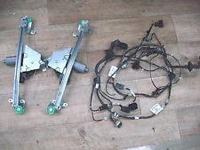 Elektrische Fensterheber Opel Vectra B hinten + Kabelbäume & Schalter