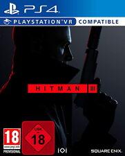 Hitman 3 - PS4 Playstation 4 PSVR Kompatibel + PS5 Upgrade - NEU OVP - UNCUT