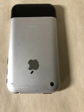 Apple iPhone 1st Gen - 4GB - Black (AT&T) A1203 (GSM)