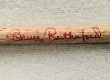 Bruce Rutherford (Alan Jackson) Drum Stick Used