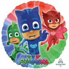 PJ Masks Balloon 45cm Birthday Party Supplies Helium Decoration Licensed Product