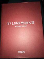 Ef Lens Work 3 The Eyes Of Eos