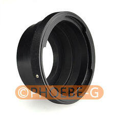 Pentacon 6/Kiev 60 Lens to Nikon AI F Mount Adapter D7100 D7000 D5100 D3200 D90
