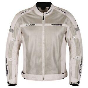 Motoroar Air Mesh Motorcycle Motorbike Jacket Cordura Jacket Summer Jacket