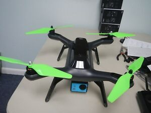 3DR Solo Drone Complete Kit !!! Perfect condition Never Damaged RTF