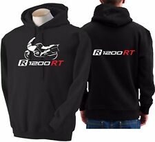 Felpa moto BMW r1200rt hoodie sweatshirt bike R 1200 RT hoody Hooded sweater