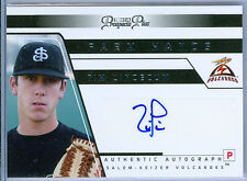 Tim Lincecum Giants 2006 Tristar Farm Hands #27 Auto Signed Rookie Card rC QTY