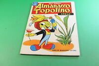 ALMANACCO TOPOLINO DISNEY - ED. MONDADORI 1957  N° 4 [FS-090]