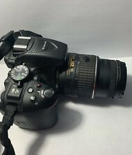 Nikon D5300 Black body w/ AF-P DX 18-55mm VR Lens Kit