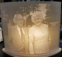 Custom 3D Printed Lithophane Nightlights!!!! Great Gifts!  Made with any photo!