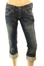 Rock Revival Women's Jeans Capri Cuffed
