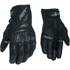 RST 2123 Stunt III CE Approved Sports Road Motorbike Glove Black 9 - M
