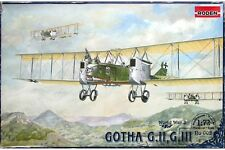 RODEN 002 1/72 Gotha G.II/G.III World War I