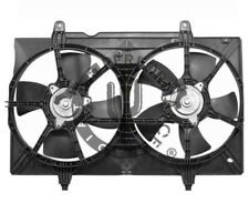 Engine Cooling Fan Assembly Performance Radiator fits 2004 Nissan Quest 3.5L-V6