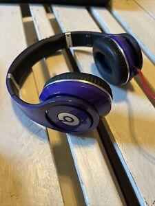 Beats by Dr. Dre Studio Headband Headphones - Purple