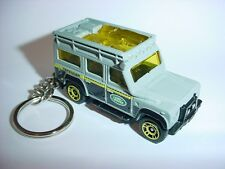 NEW 3D LAND ROVER DEFENDER CUSTOM KEYCHAIN keyring key 4x4 offroad truck BEST LR