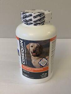 Nutramax Laboratories Cosequin Maximum Strength Joint Supplement Plus MSM 132 ct