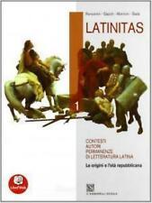 LATINATIS 1° SIGNORELLI CARLO EDITORE, GAZICH, COD:9788843412877