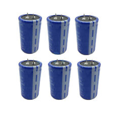 6pcs 27v 500f 6035mm Farad Capacitor Component Super Electrical Capacitance