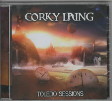 CORKY LAING - TOLEDO SESSIONS  CD NEW & SEALED 2020 MOUNTAIN