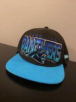 Carolina Panthers 9Fifty New Era Snapback Original Fit Adjustable Hat 🔥🔥