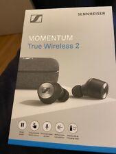 MOMENTUM TRUE WIRELESS 2 EARPHONES BOX NOT SEALED, GENUINE UNWORN