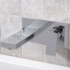 Faucet Single Lever Wall Mounted Bathroom Taps