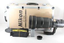 Nikon AF-S NIKKOR 500mm f/4 D ED ii lens