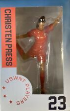 "CHRISTEN PRESS CultureFly USNWT #23 6.5"" Collectible Figure Soccer World Cup"