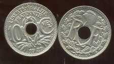 FRANCE  FRANCIA   10 centimes  1929  LINDAUER   ( SUP )