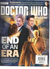 Doctor Who Magazine #515 SEPTEMBER 2017,END OF AN ERA