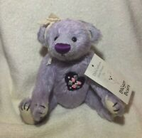 "Deb Canham, BIGger Bear ""Violet"" LE 98/500, NEW"