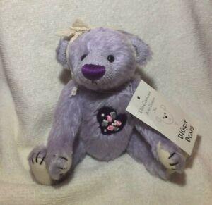 "Deb Canham, BIGger Bear ""Violet"" LE 98/500, NEW"