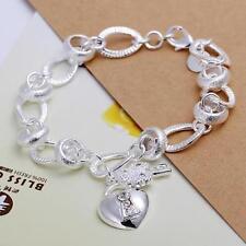 Silver Plated Bangle Unbranded Fashion Bracelets