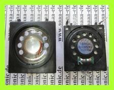 Lautsprecher Speaker 16 Ohm 0,3 W 39x42mm FE 36016 PC/W LF 2 Stück