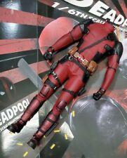 Hot toys MMS490 Xmen Marvel Deadpool 2 1/6 Figure (no head)