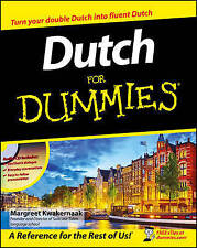 Dutch For Dummies by Margreet Kwakernaak (Paperback, 2008)
