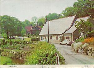Sandsend, a nice unused colour postcard