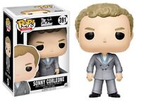 Sonny Corleone The Godfather Pate Gangster POP! Movies #391 Vinyl Figur Funko