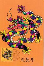 283645 / China Maximumkarte Fauna 1988